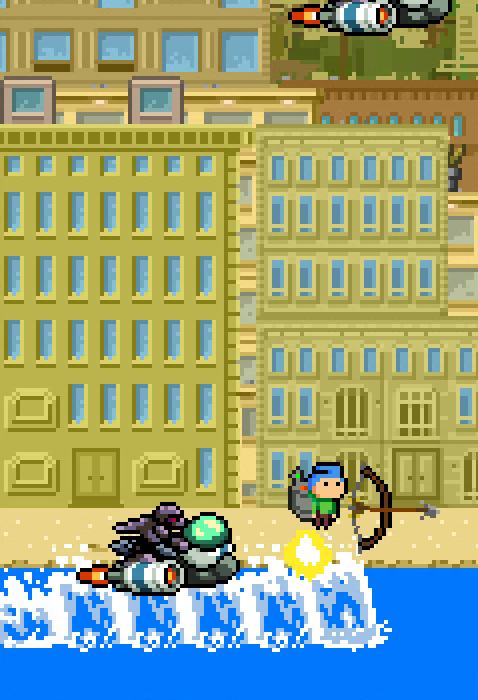 water_flight